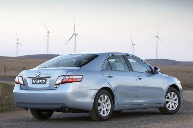 2010 Toyota Camry Hybrid Image 15