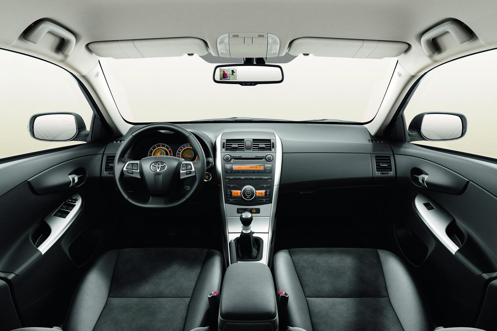 Toyota Corolla S 2010 Interior >> 2010 TOYOTA COROLLA - Image #19