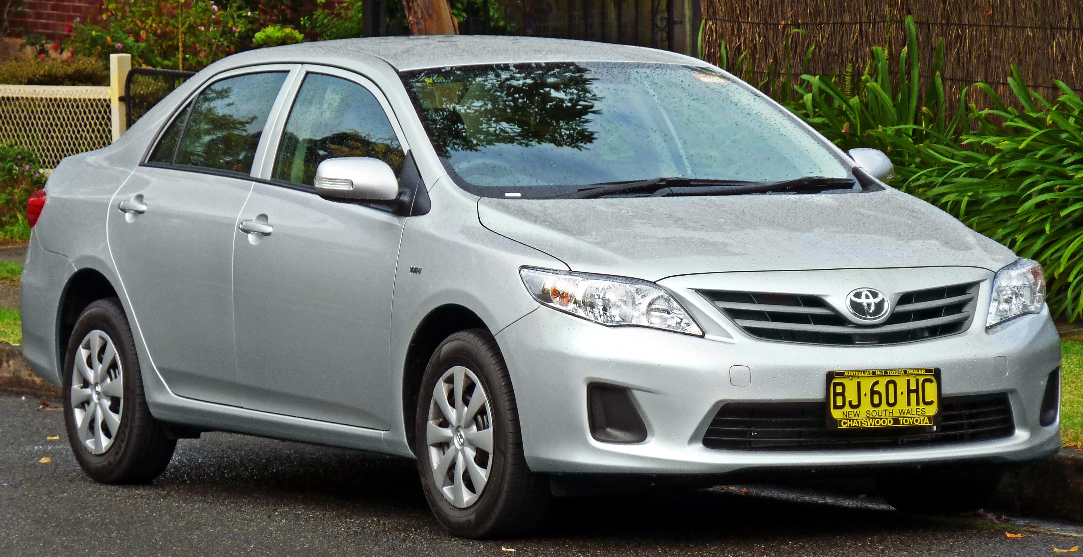 2010 Toyota Corolla Image 20
