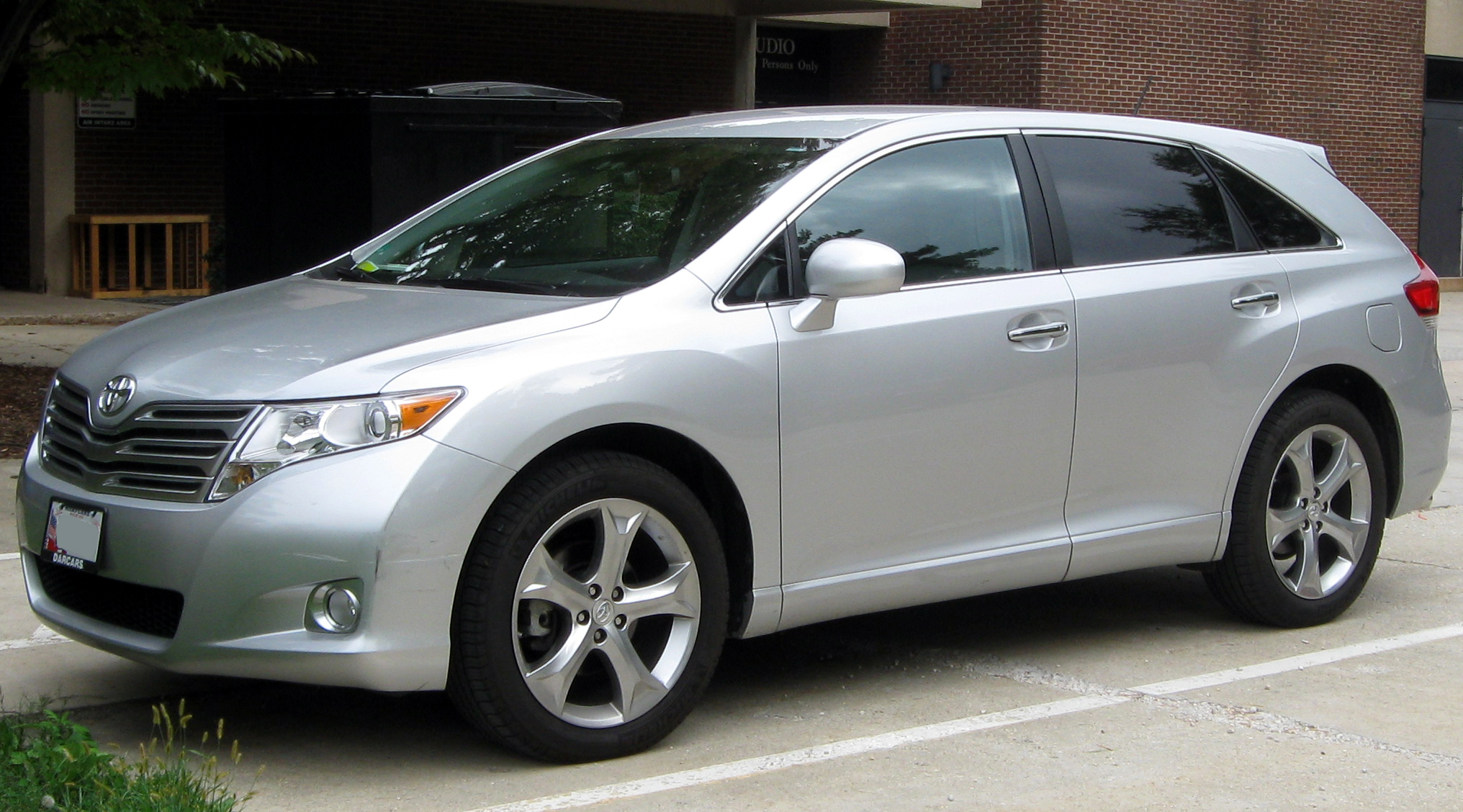 2010 Toyota Venza Information And Photos Zombiedrive