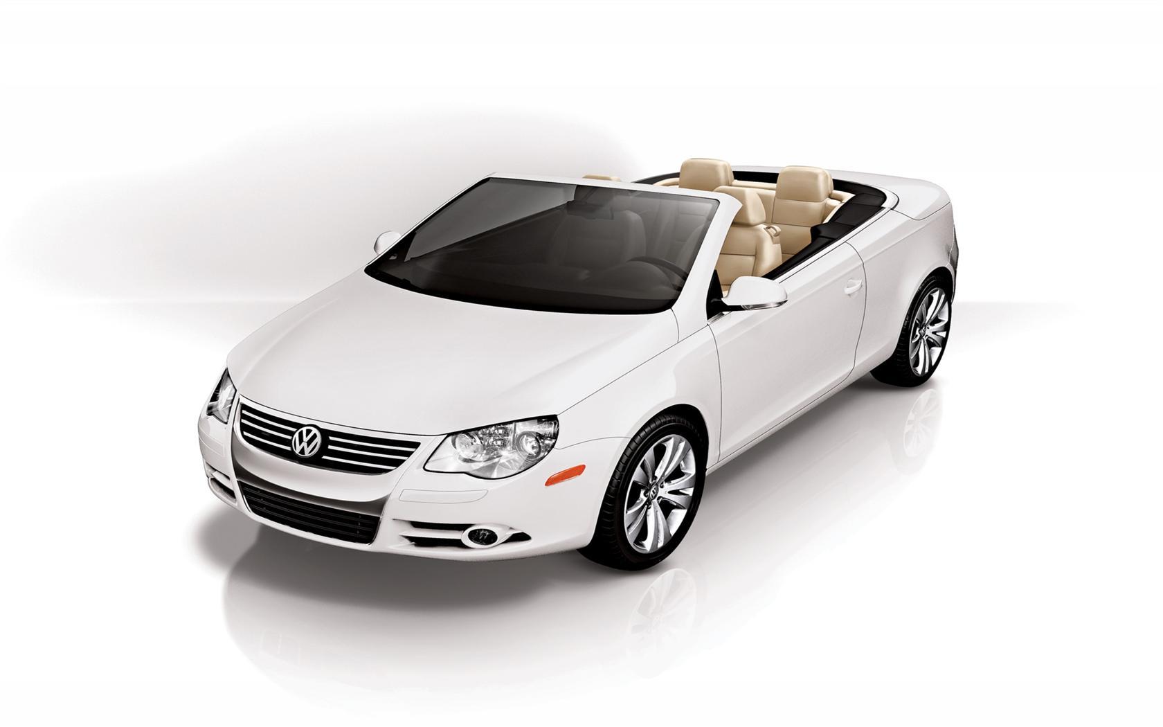 2010 Volkswagen Eos Image 20