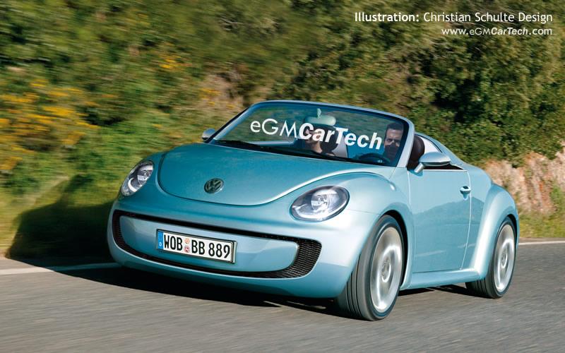 2010 Volkswagen New Beetle Image 17