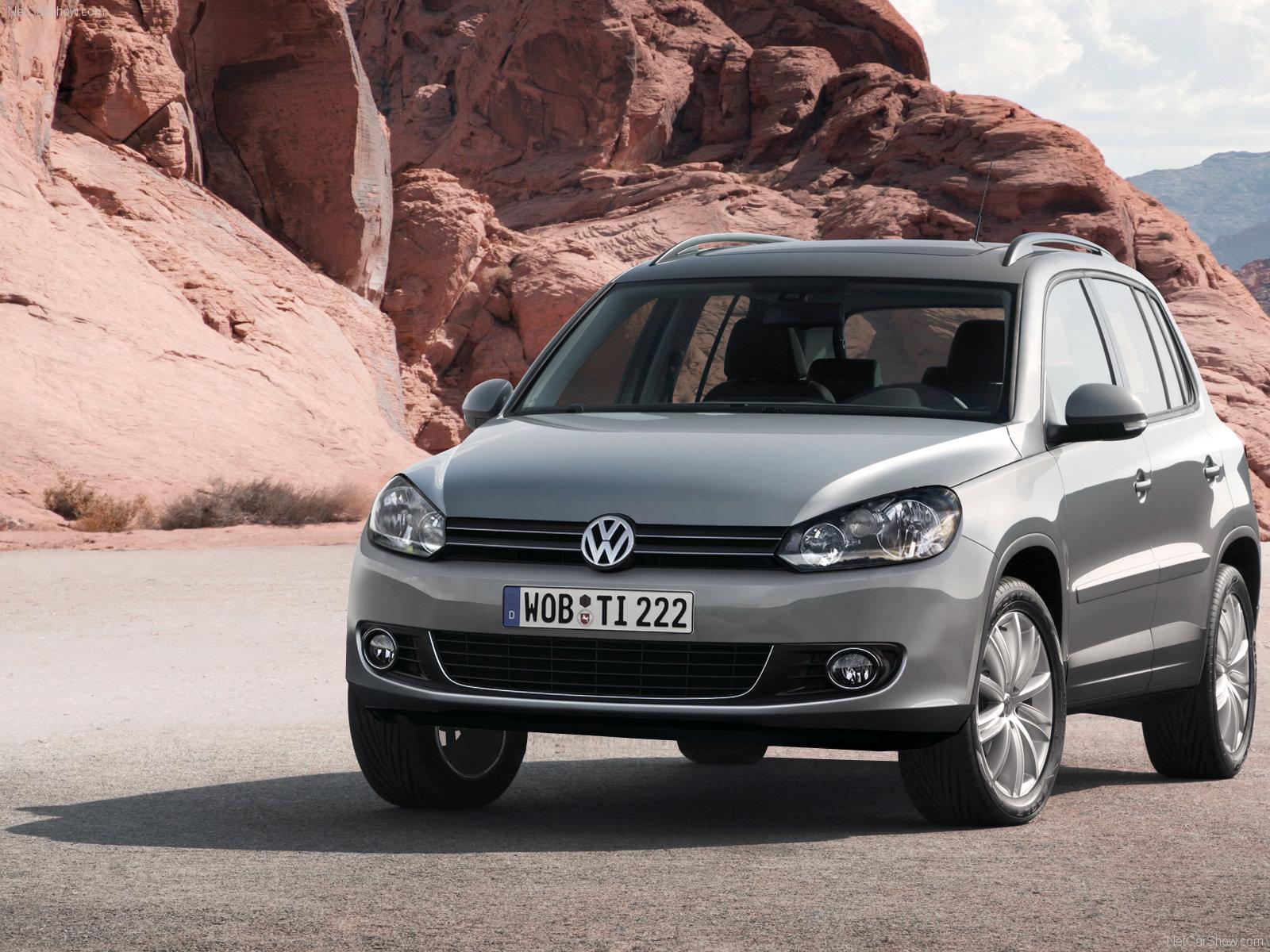 2010 Volkswagen Tiguan Image 20