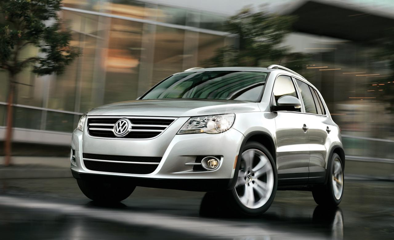 2010 Volkswagen Tiguan Image 11