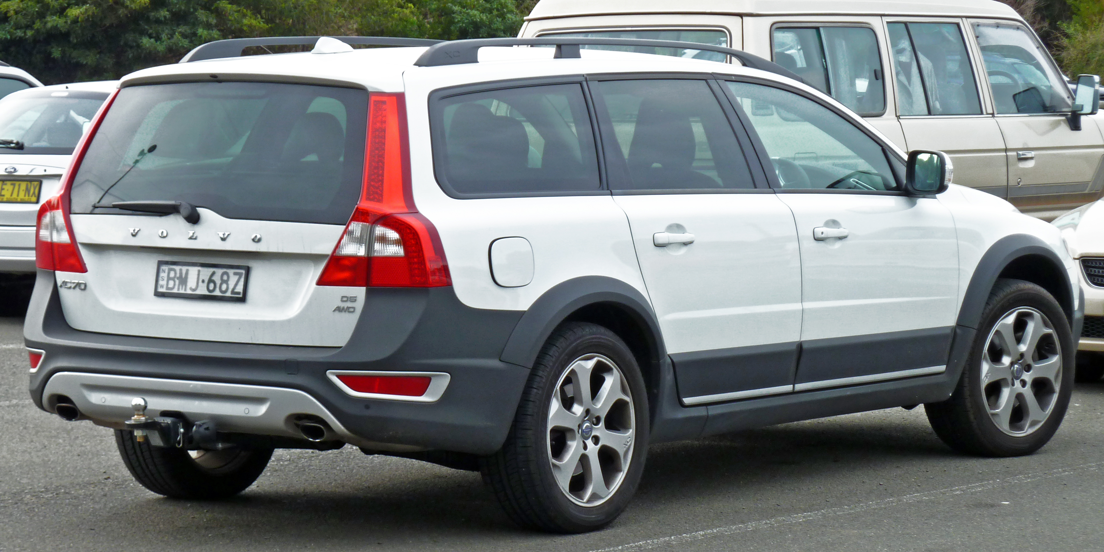 Volvo cross country 2010