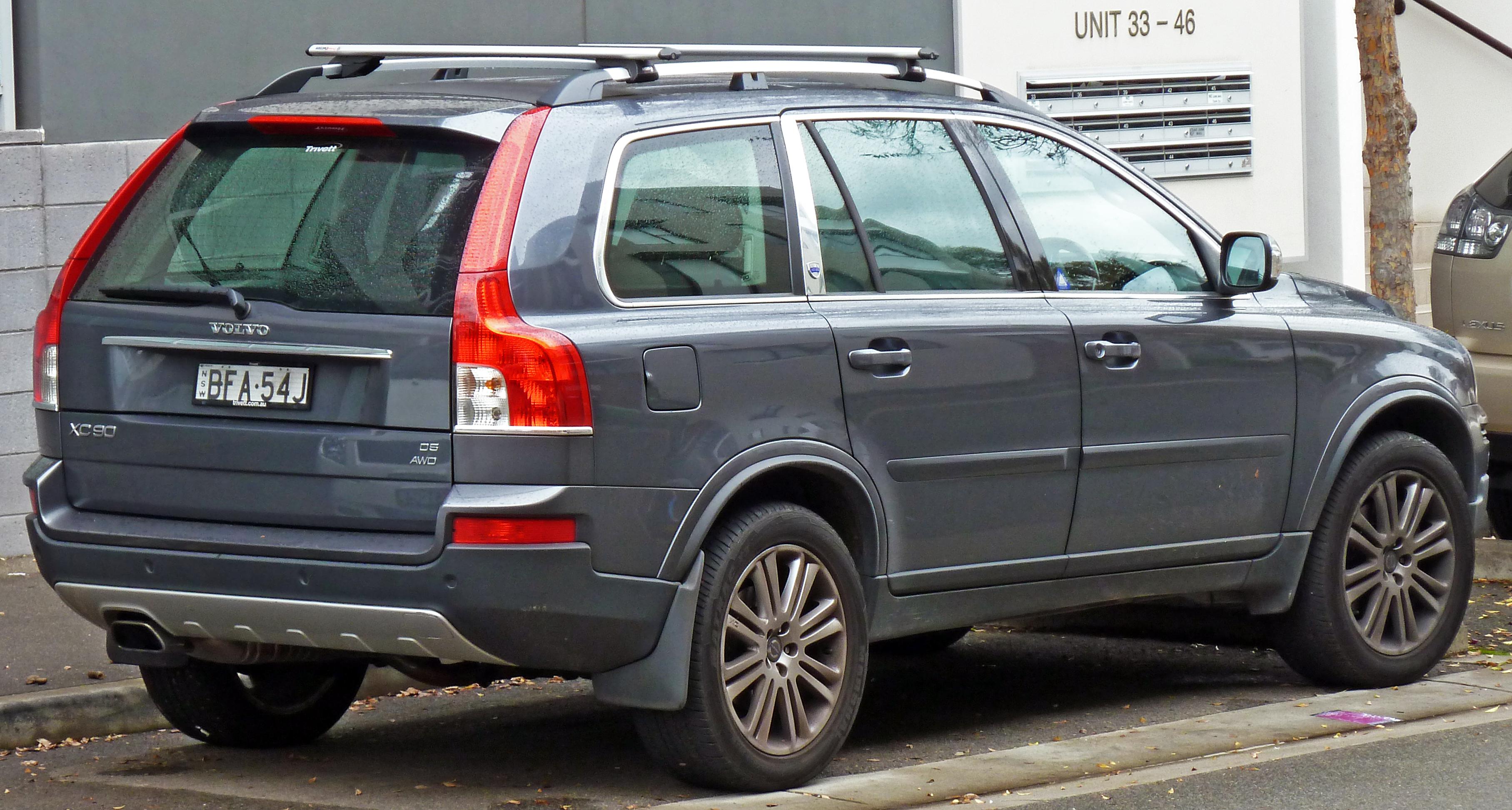 2010 Volvo Xc90 Image 15