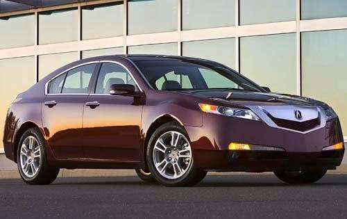 2011 Acura TL Sedan Engin exterior #4