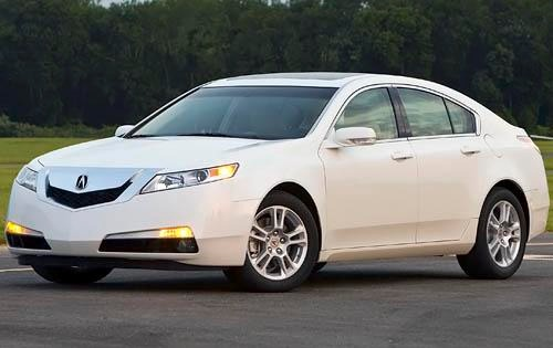 2011 Acura TL Sedan Engin exterior #2