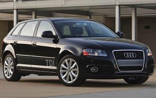 Audi A 3 2010 >> 2010 AUDI A3 - Image #1