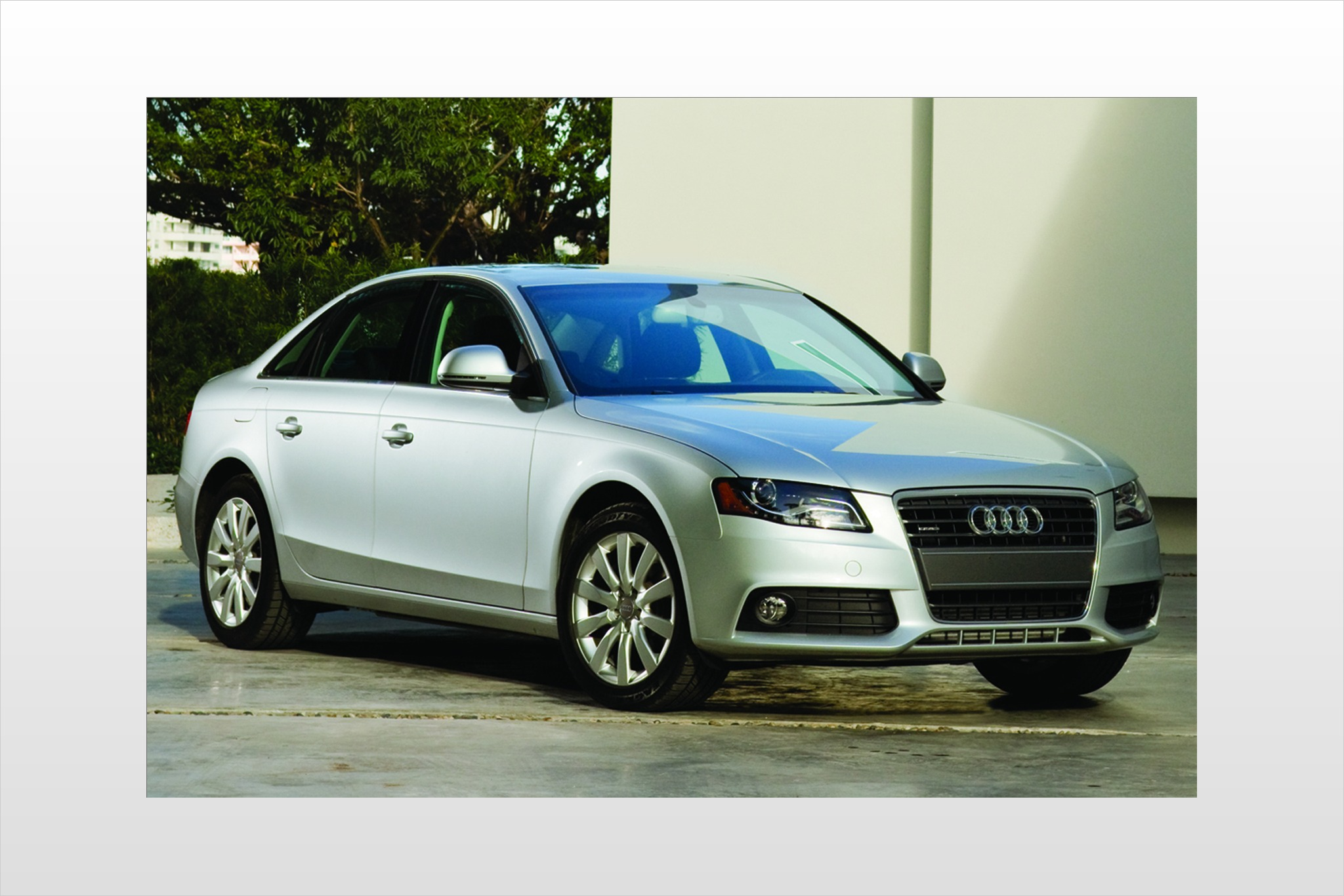 2010 Audi A4 Image 6