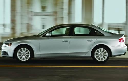Audi A4 20t >> 2010 AUDI A4 - Image #12