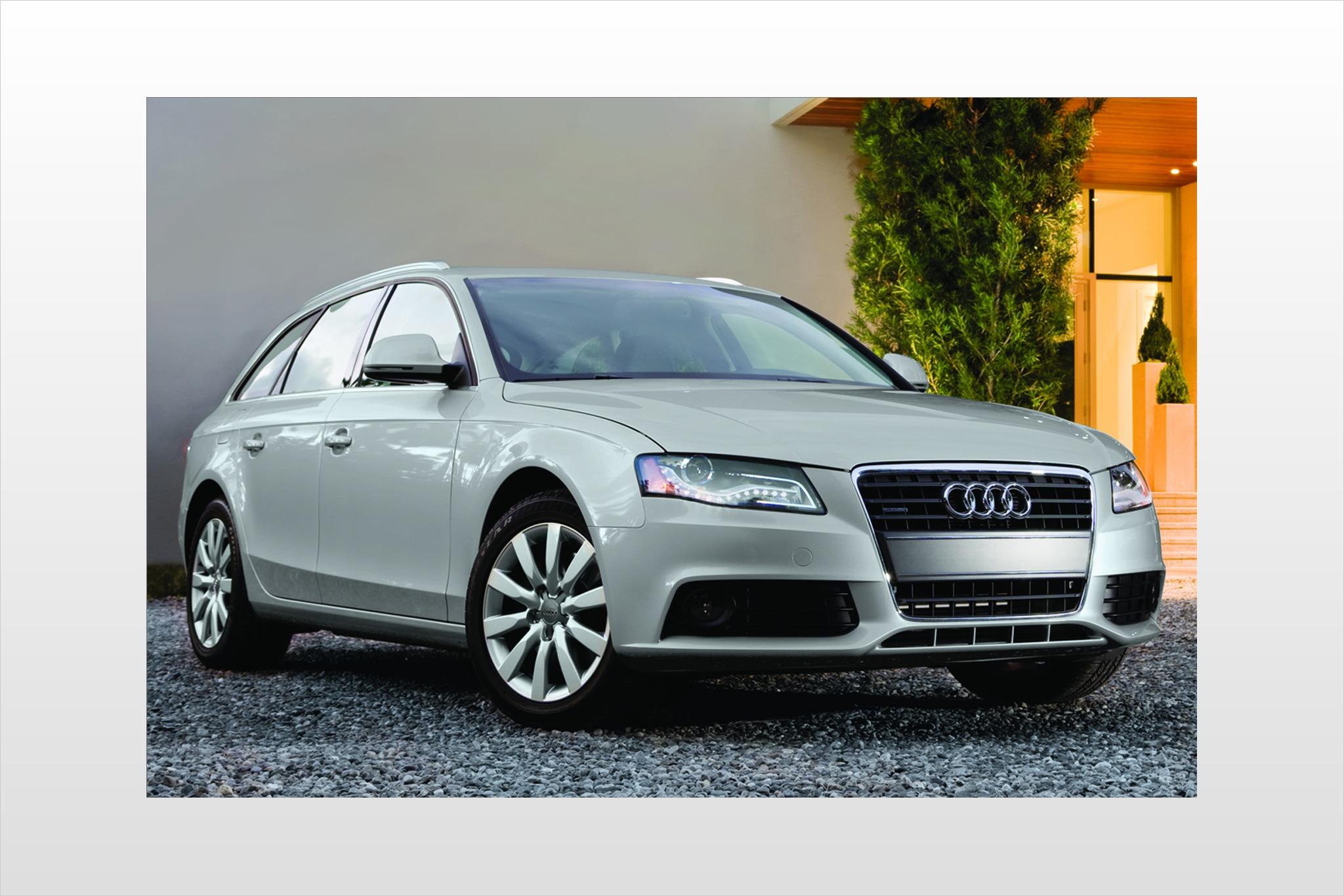 2010 Audi A4 Image 1
