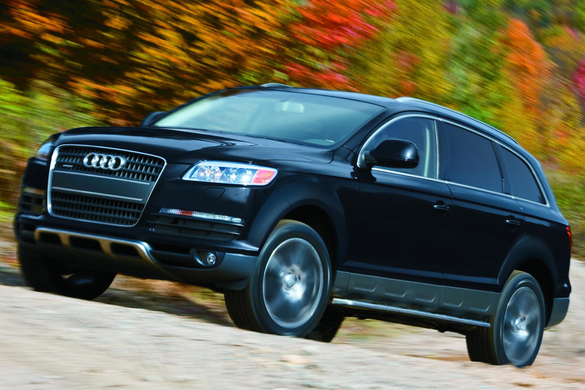 2010 Audi Q7 2 3 6 Premium Interior