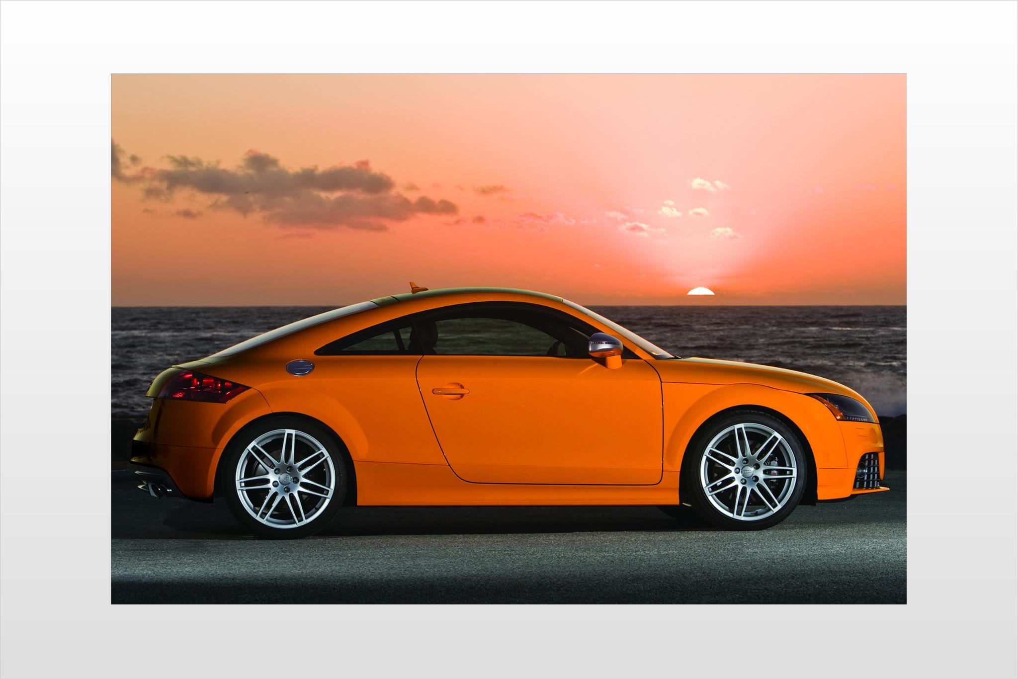 2010 Audi Tts Image 9