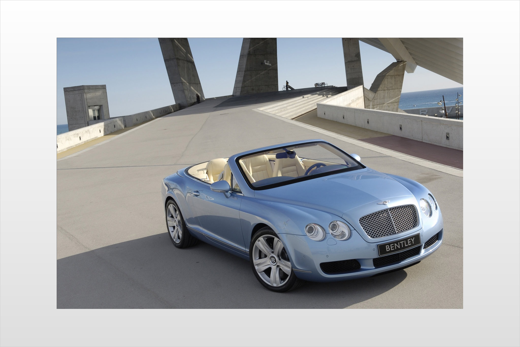 2010 Bentley Continental  exterior #1
