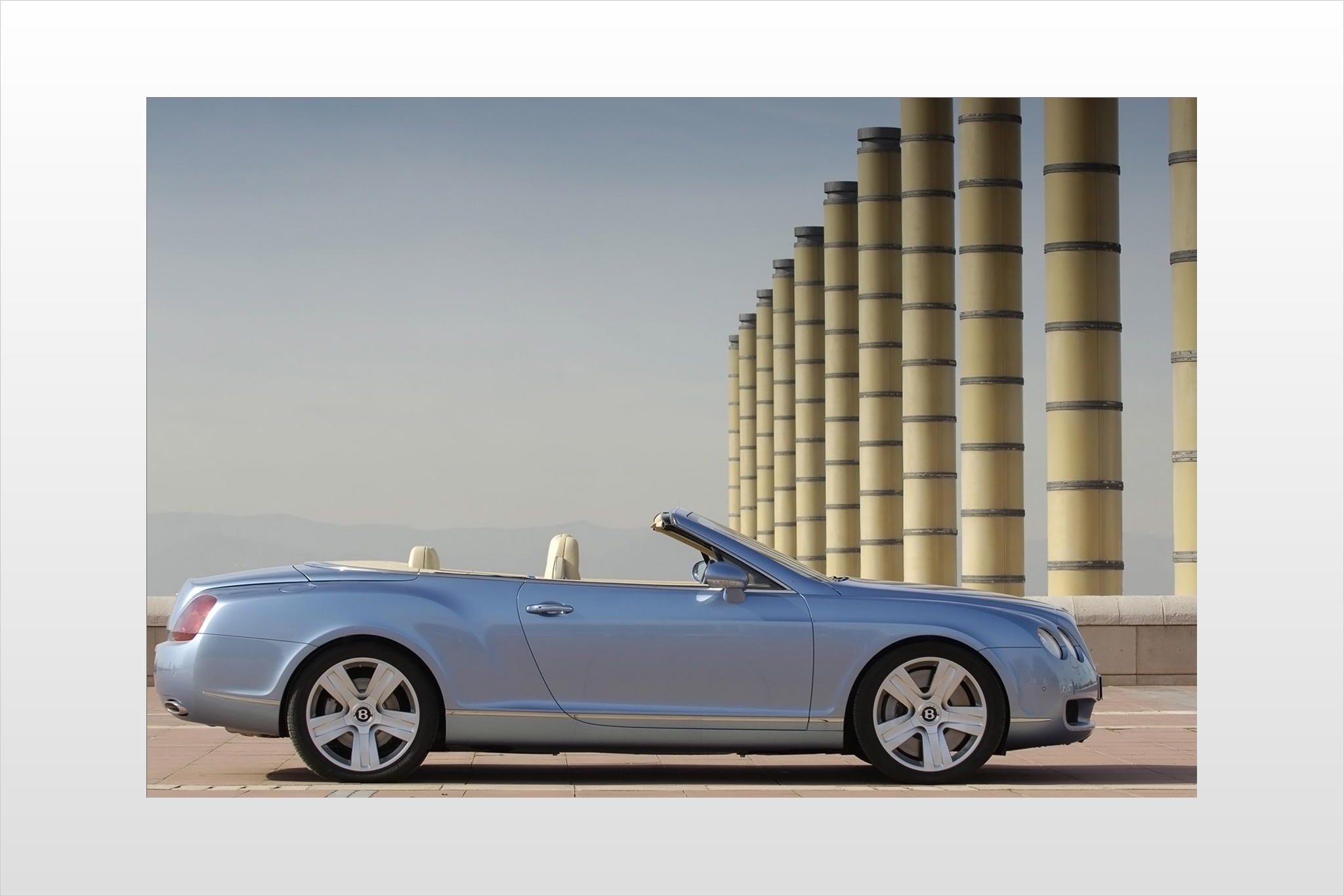 2010 Bentley Continental  exterior #2