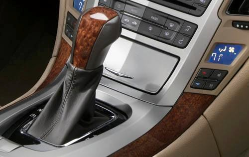 2010 Cadillac CTS Center  interior #9