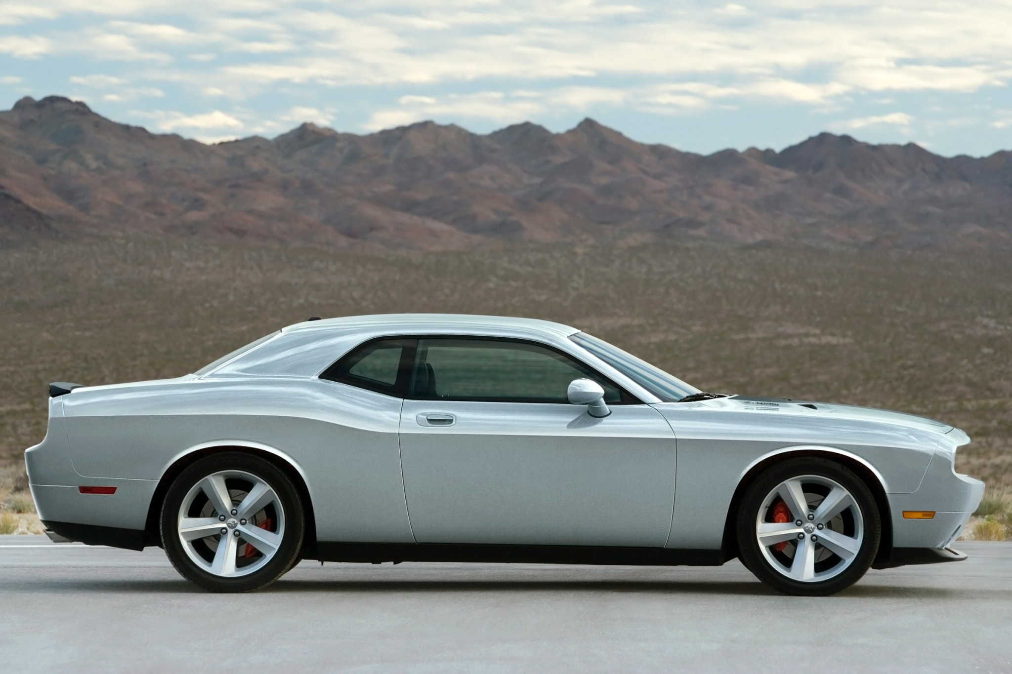 2010 Dodge Challenger SRT interior #7