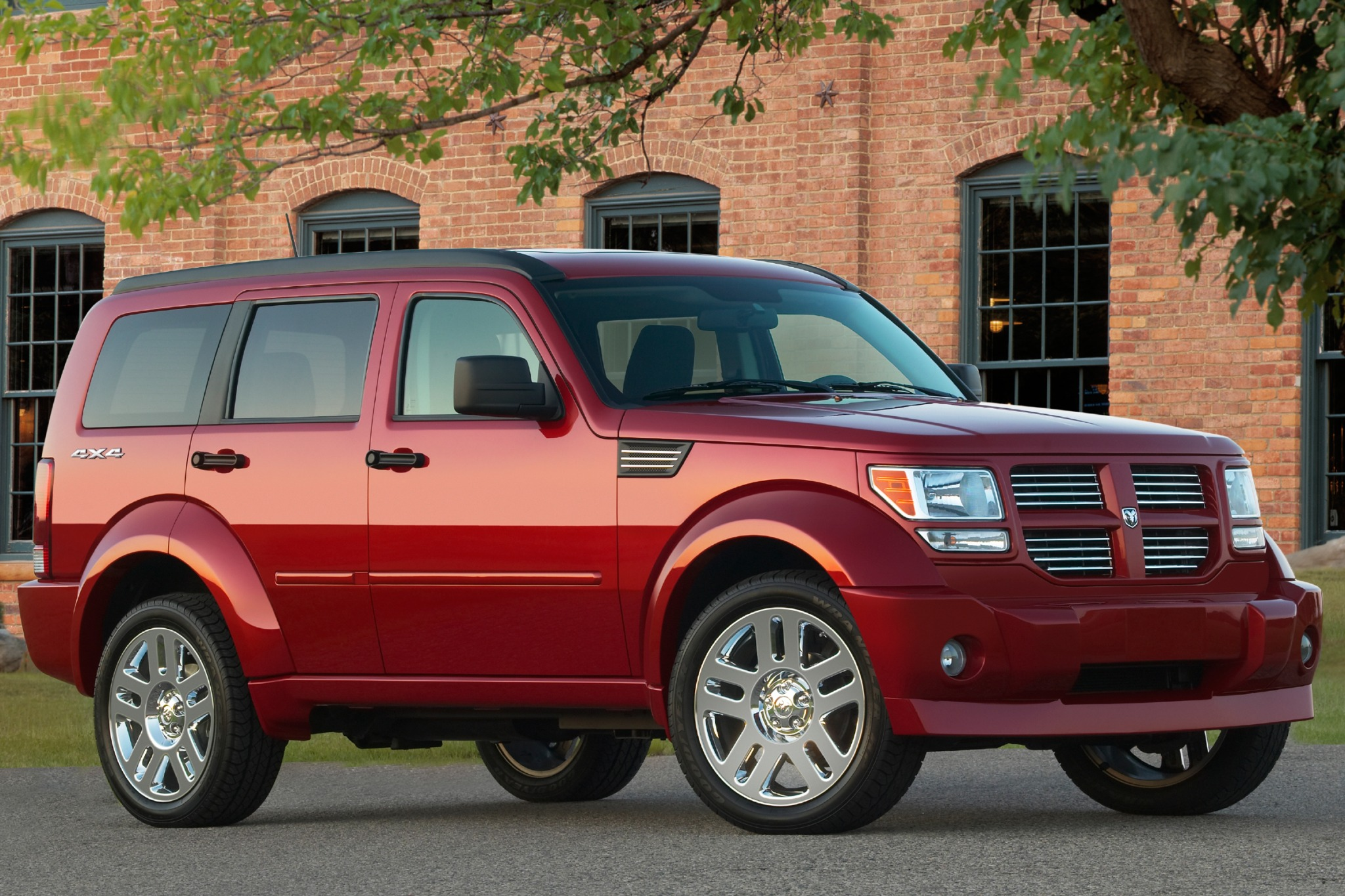 2010 Dodge Nitro SXT Flee interior #1