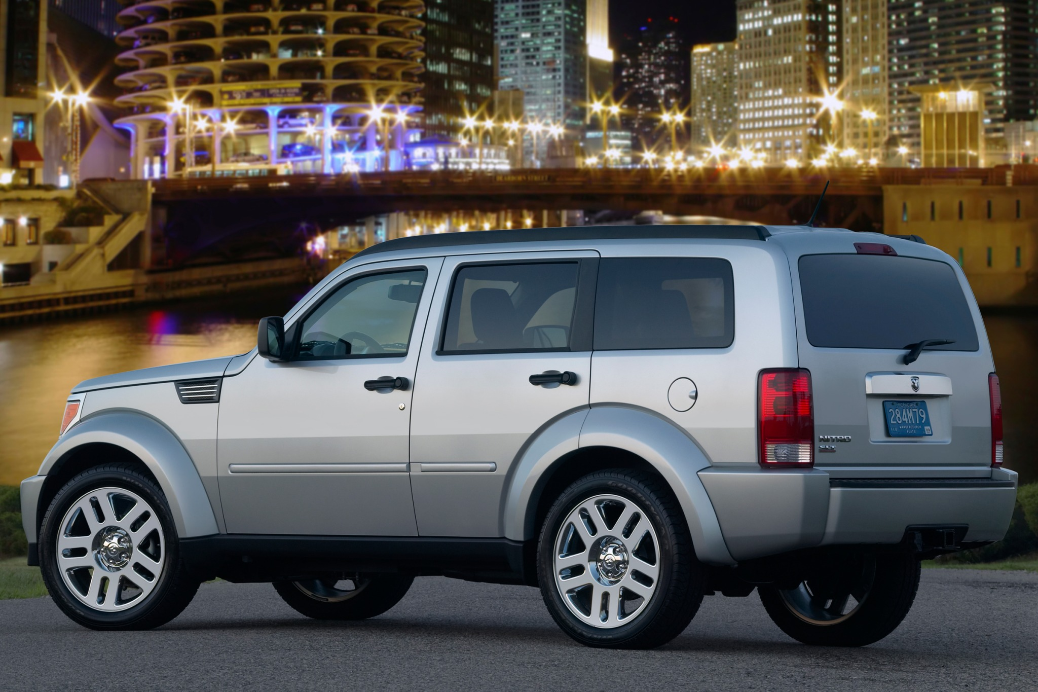 2010 Dodge Nitro SXT Flee interior #2