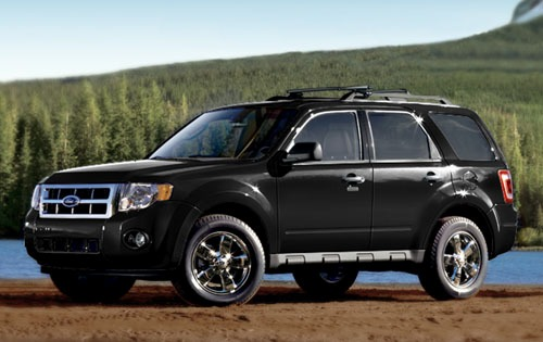 2010 Ford Escape Limited  exterior #1
