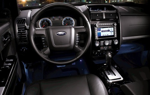 2010 Ford Escape Limited  exterior #3