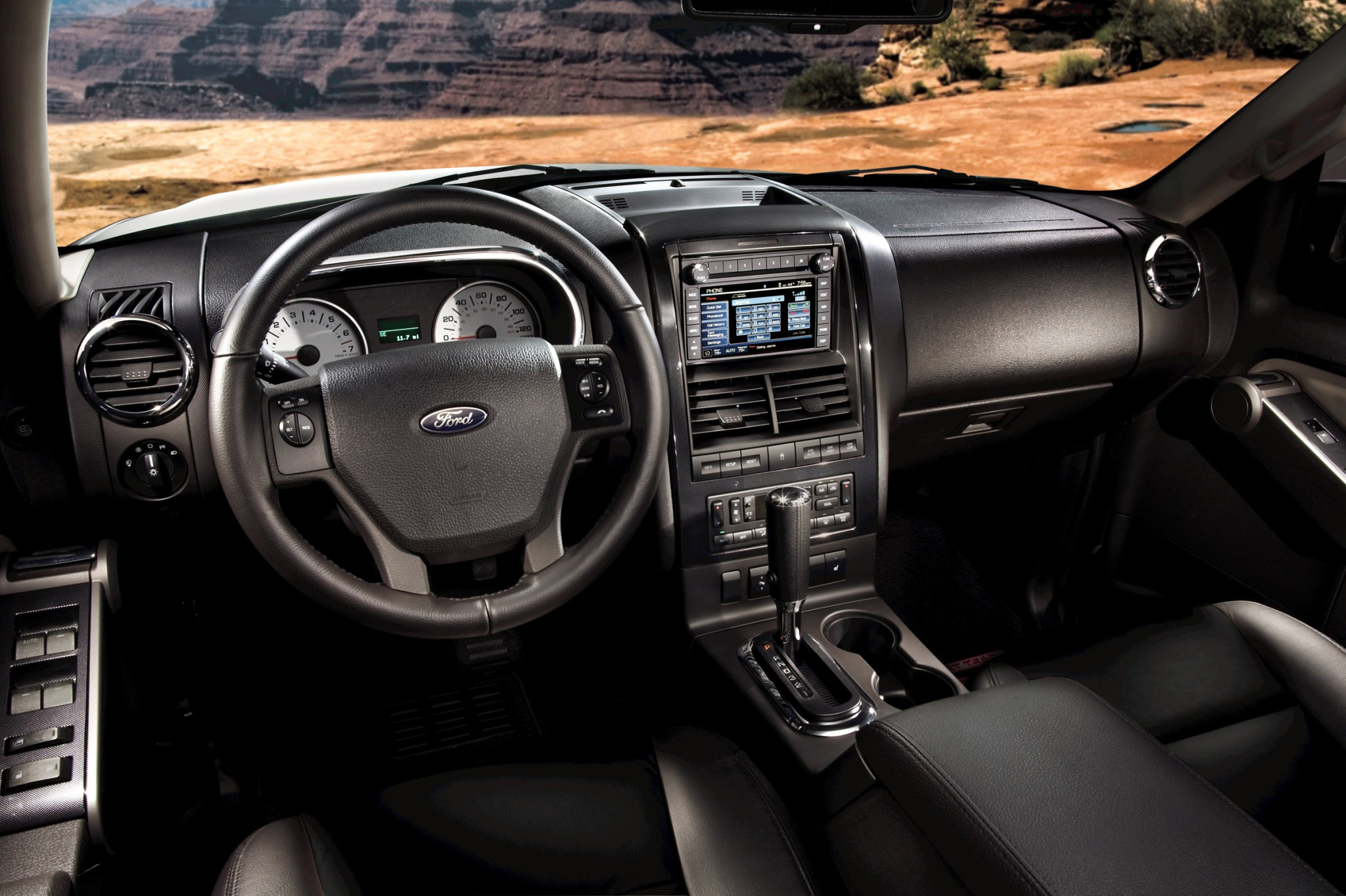 2010 Ford Explorer Sport Trac  Information and photos  ZombieDrive