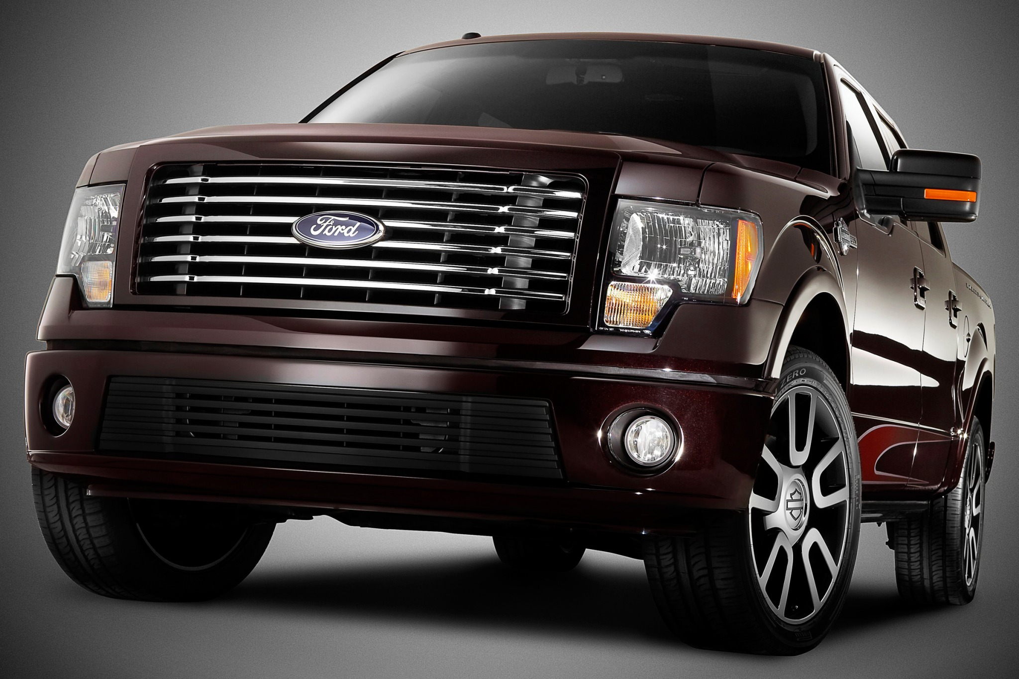 2010 Ford F 150 Information And Photos Zombiedrive 2004 Harley Davidson Xlt Crew Exterior 2