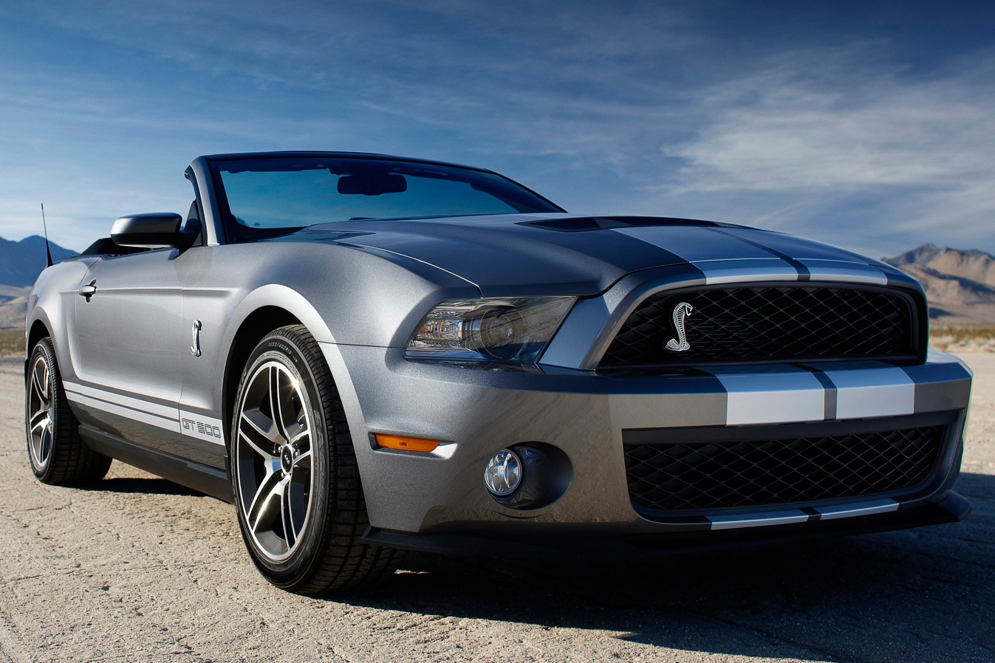 2010 Ford Shelby GT500 Ba exterior #4