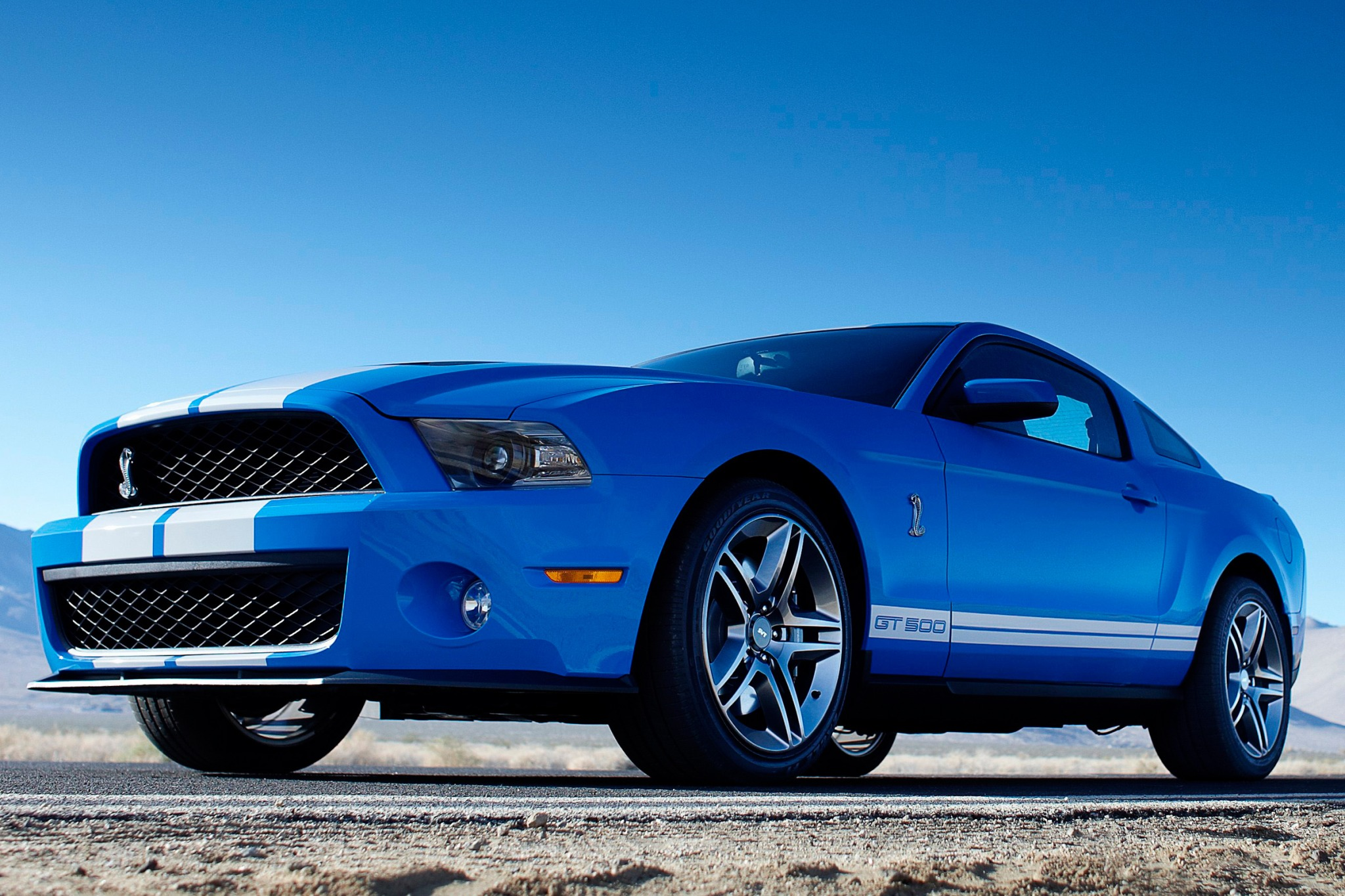 2010 Ford Shelby GT500 Ba exterior #1