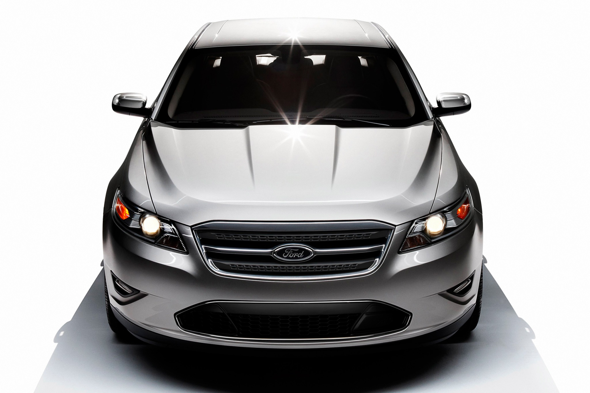 2010 Ford Taurus Limited  exterior #7