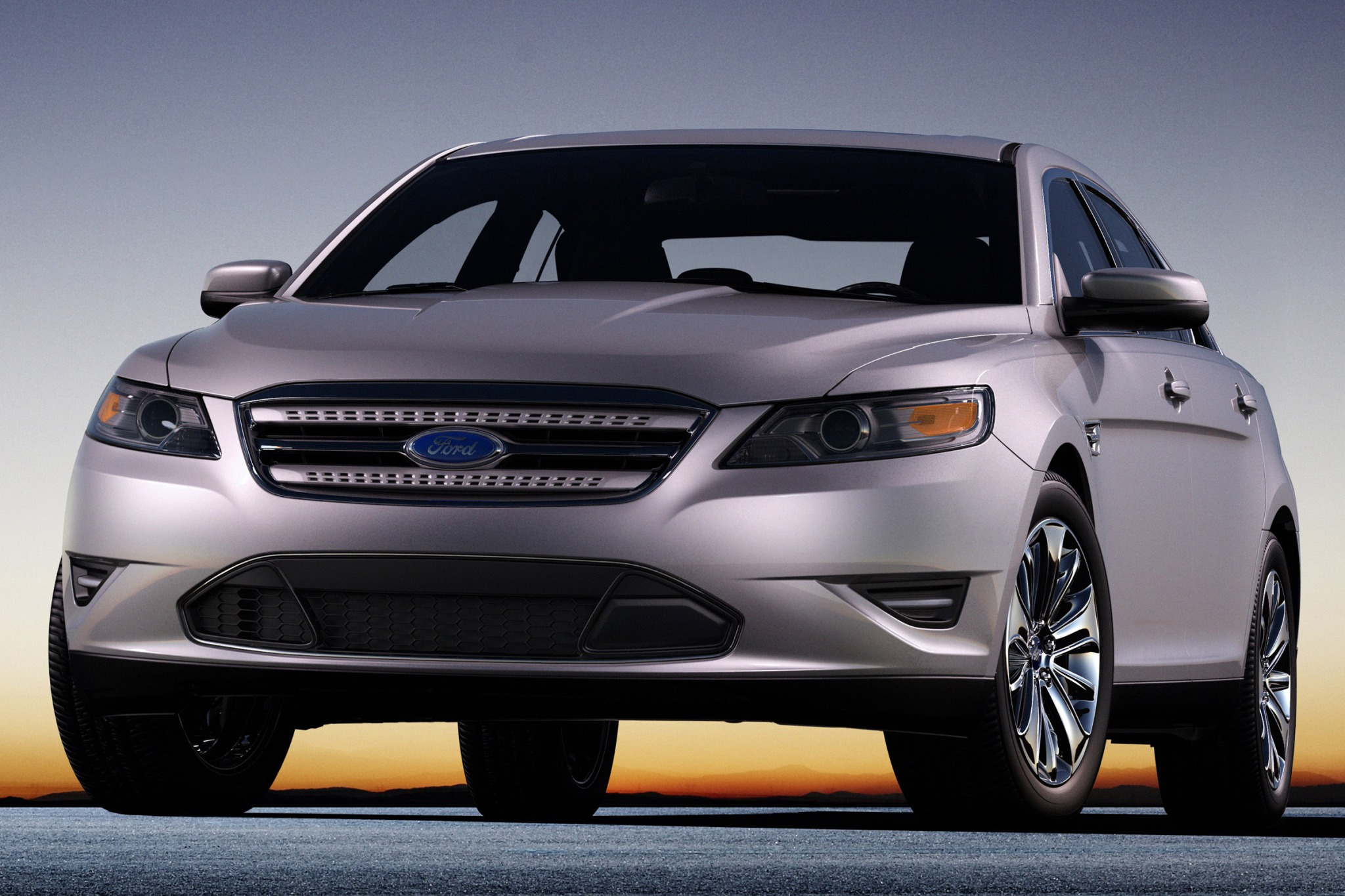 2010 Ford Taurus Limited  exterior #1