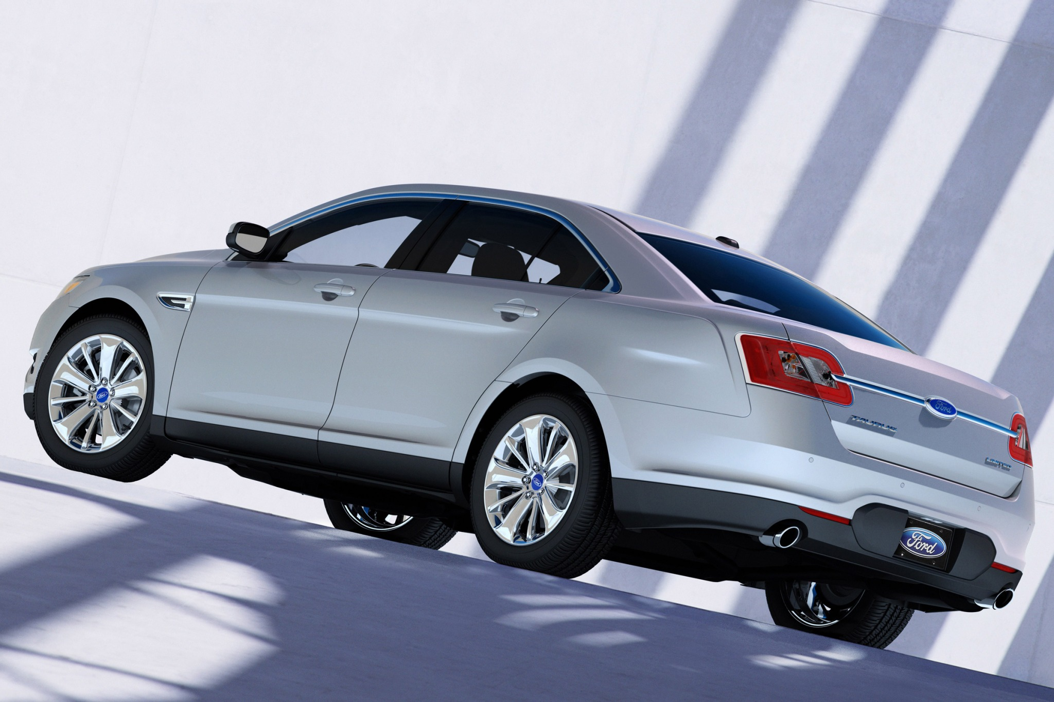 2010 Ford Taurus Limited  exterior #5