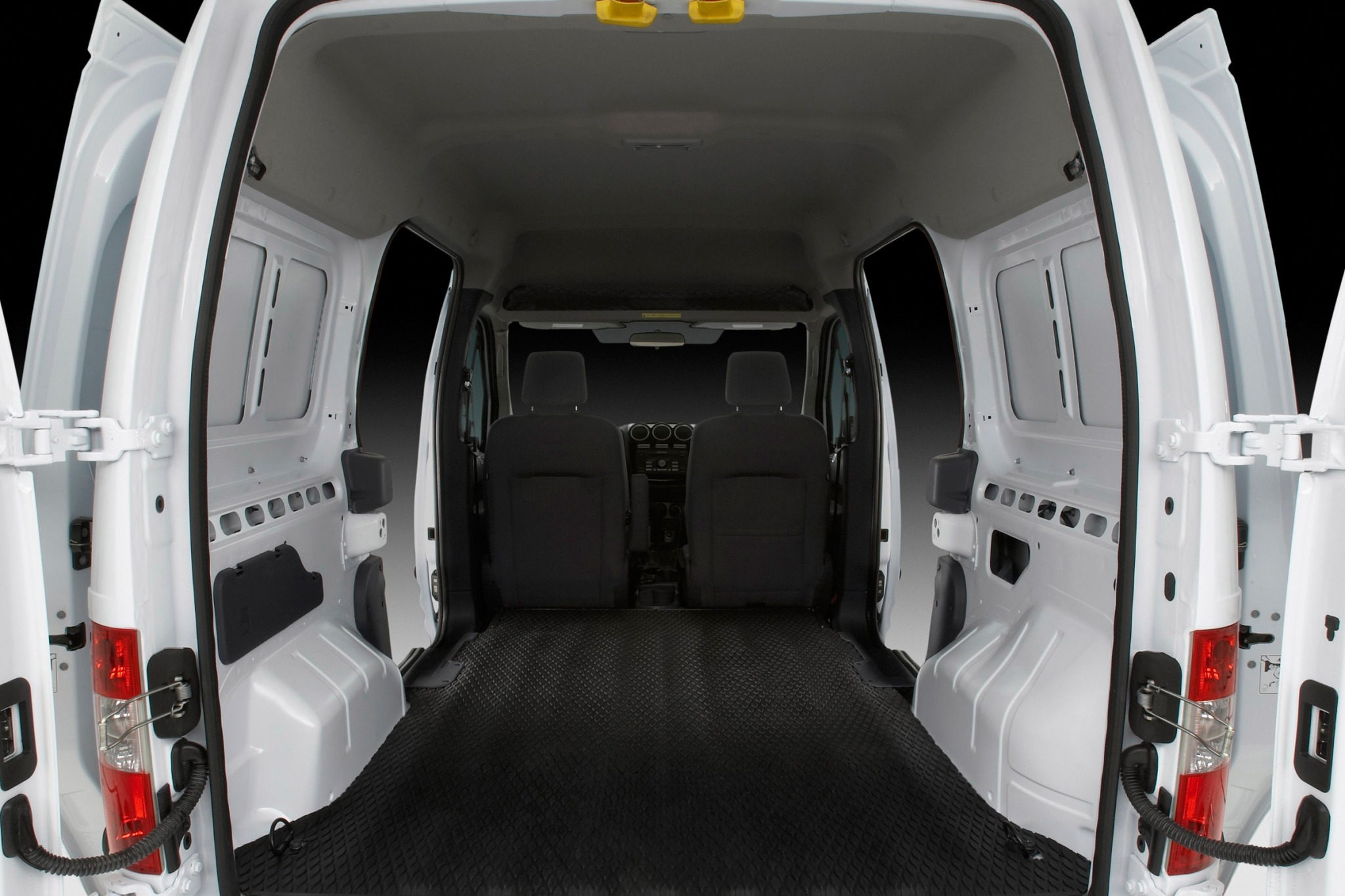 2010 ford transit connect exterior 6