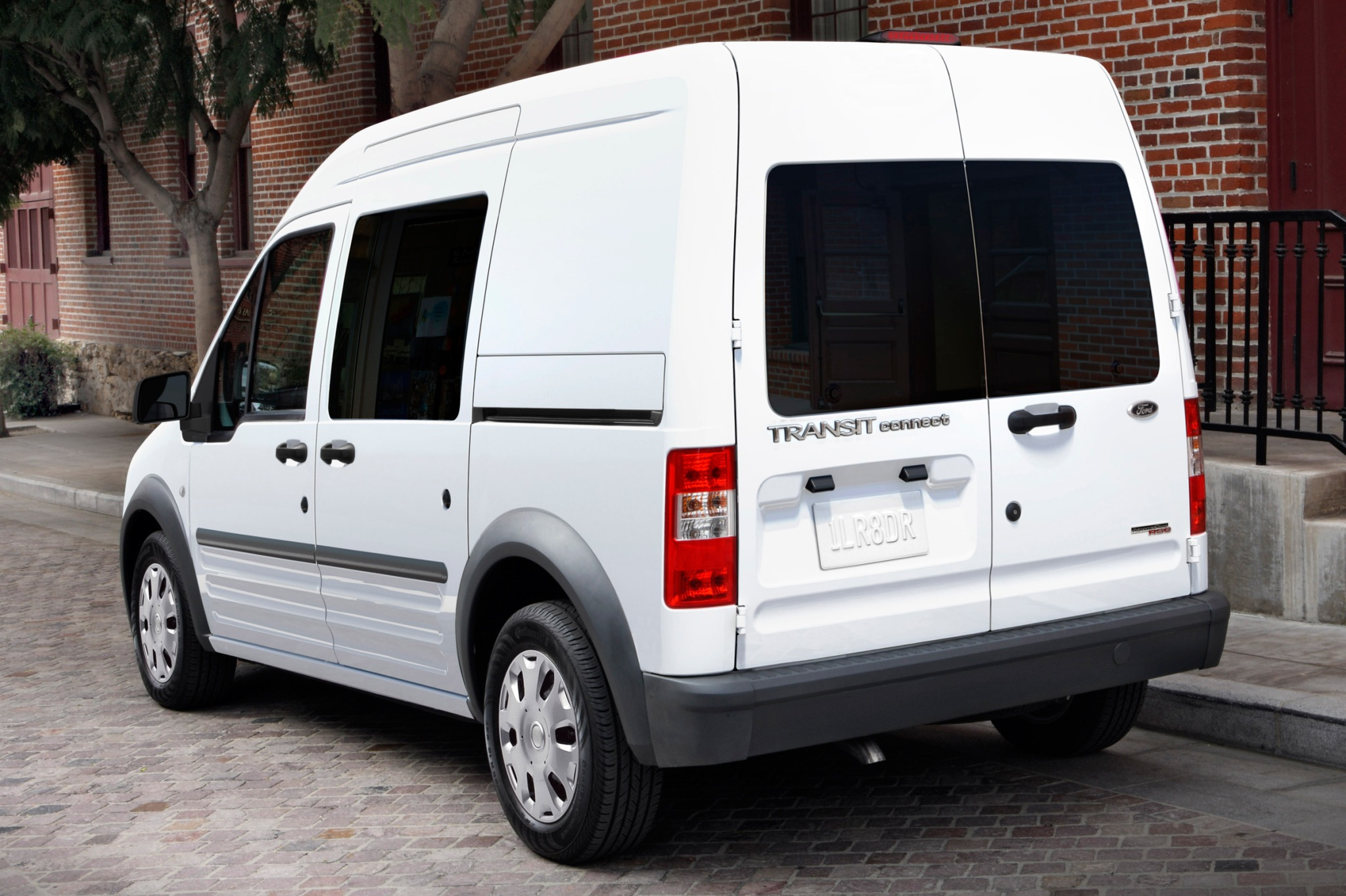 2010 Ford Transit Connect exterior #4