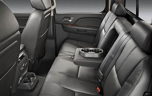 2010 GMC Sierra 2500HD SL interior #8