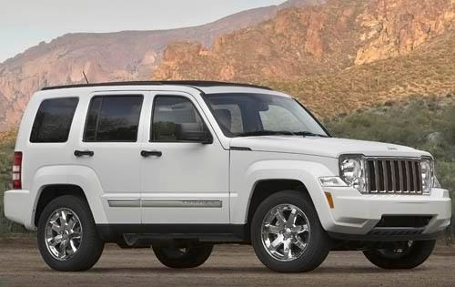 2010 Jeep Liberty Limited interior #3