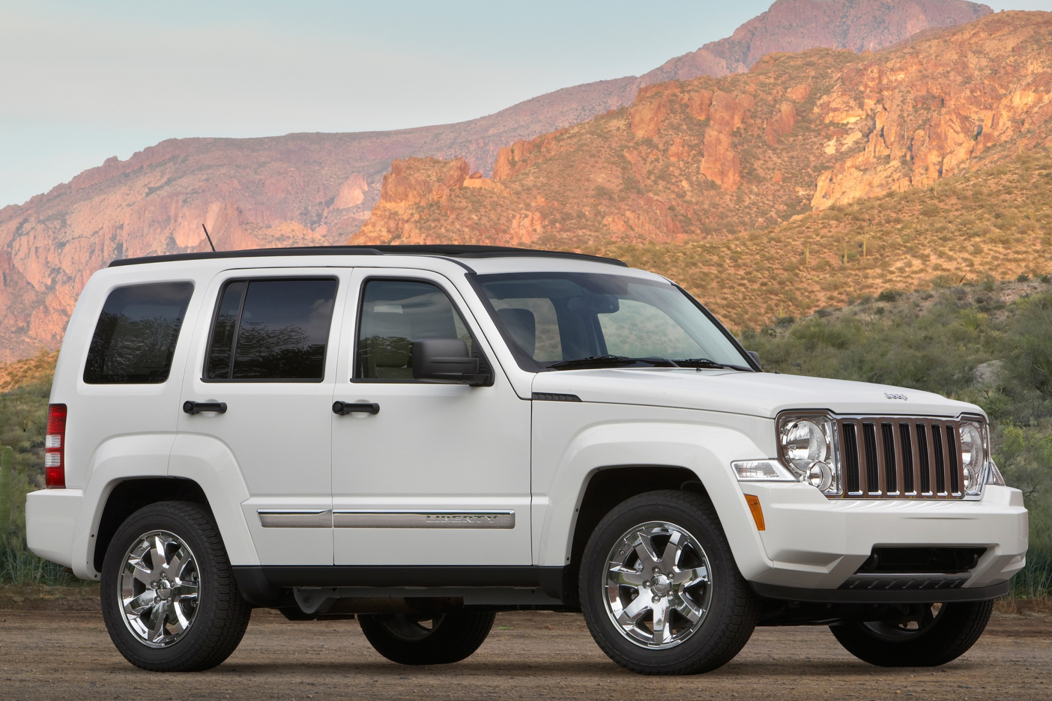 2010 Jeep Liberty Limited interior #2