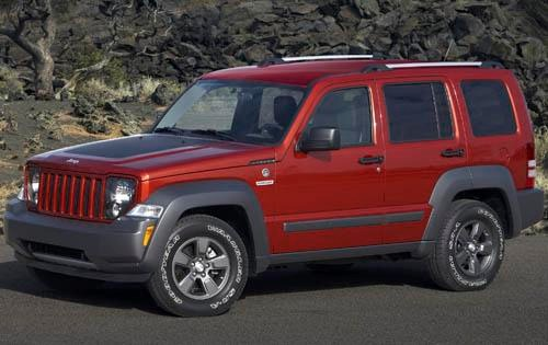 2010 Jeep Liberty Limited interior #1