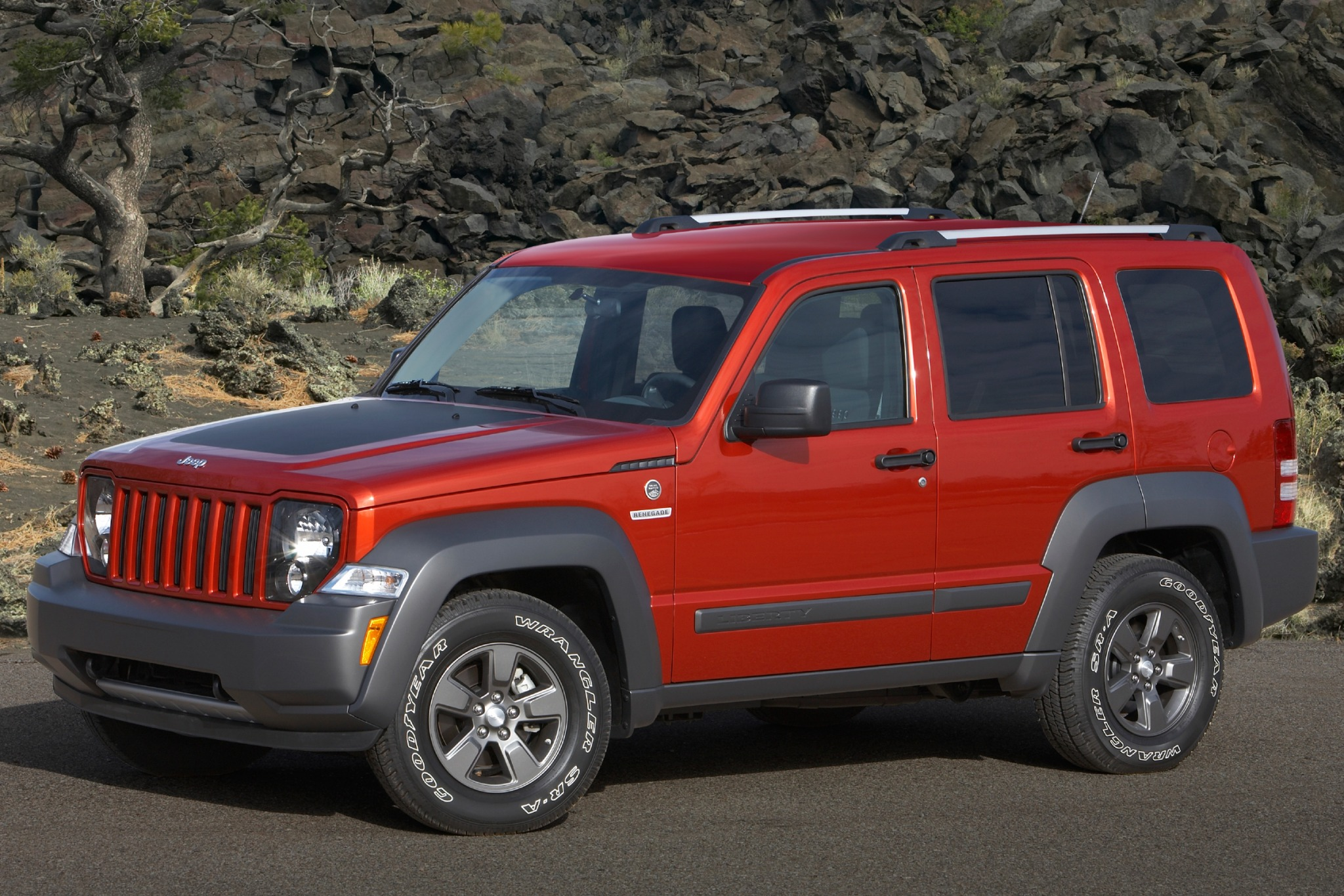 2010 Jeep Liberty Limited interior #4