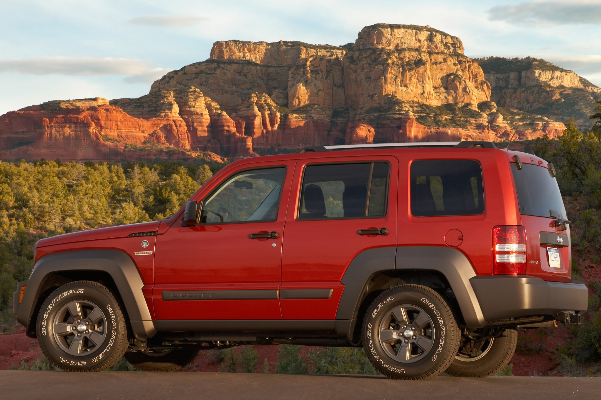 2010 Jeep Liberty Limited interior #5