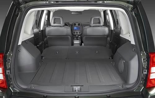 2010 Jeep Patriot Limited interior #6