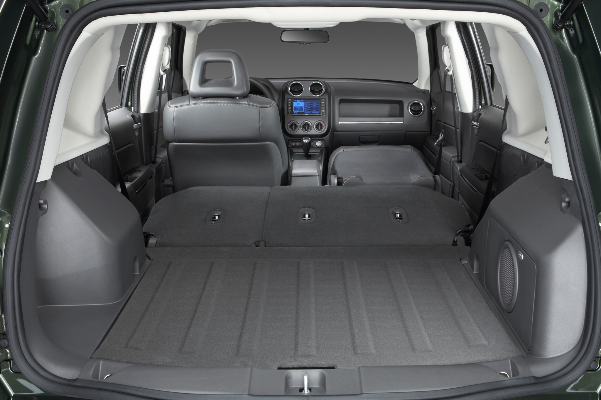2010 Jeep Patriot Limited interior #7