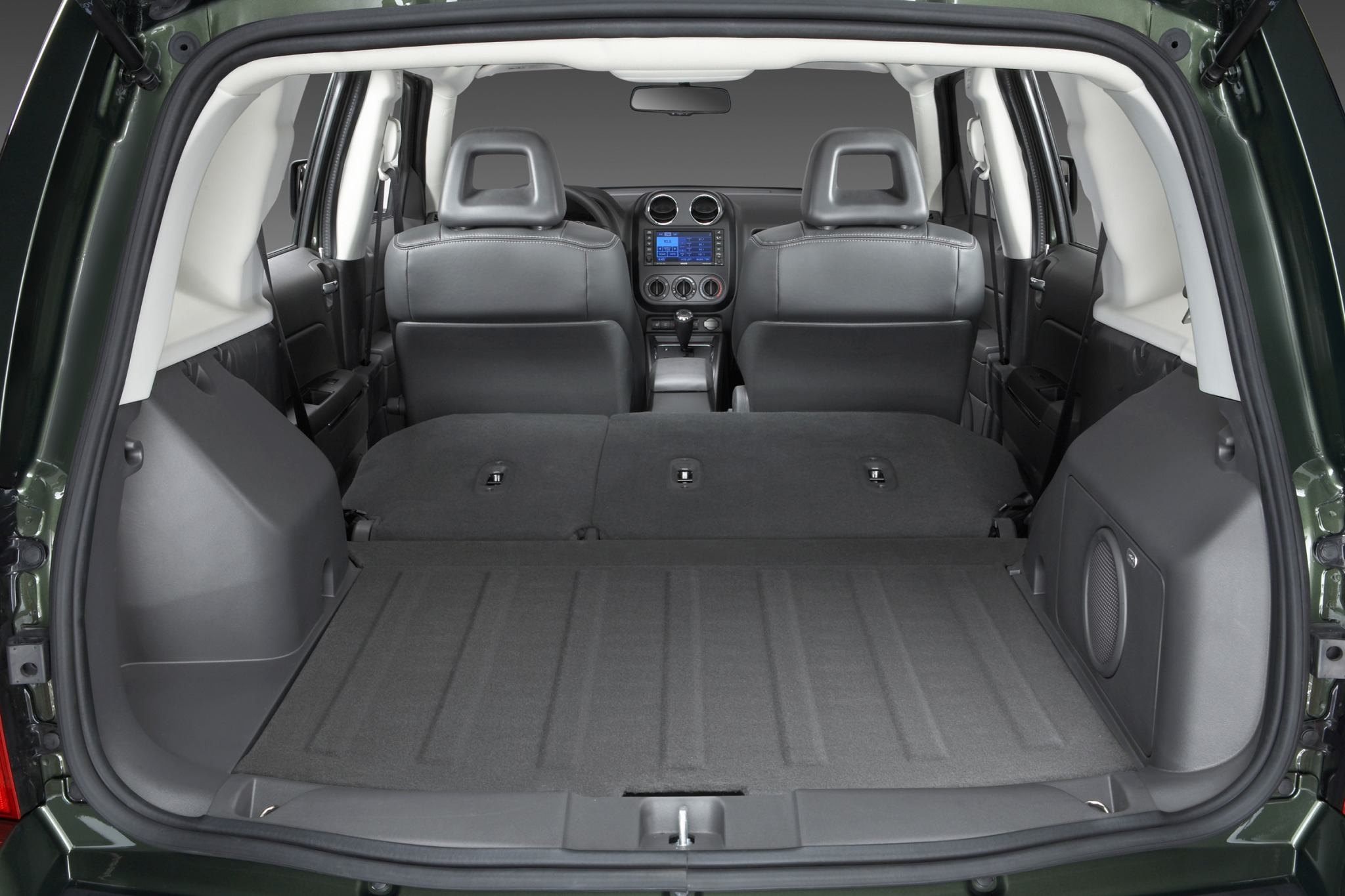 2010 Jeep Patriot Limited interior #8