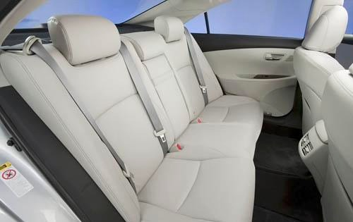 2010 Lexus ES 350 Center  interior #7