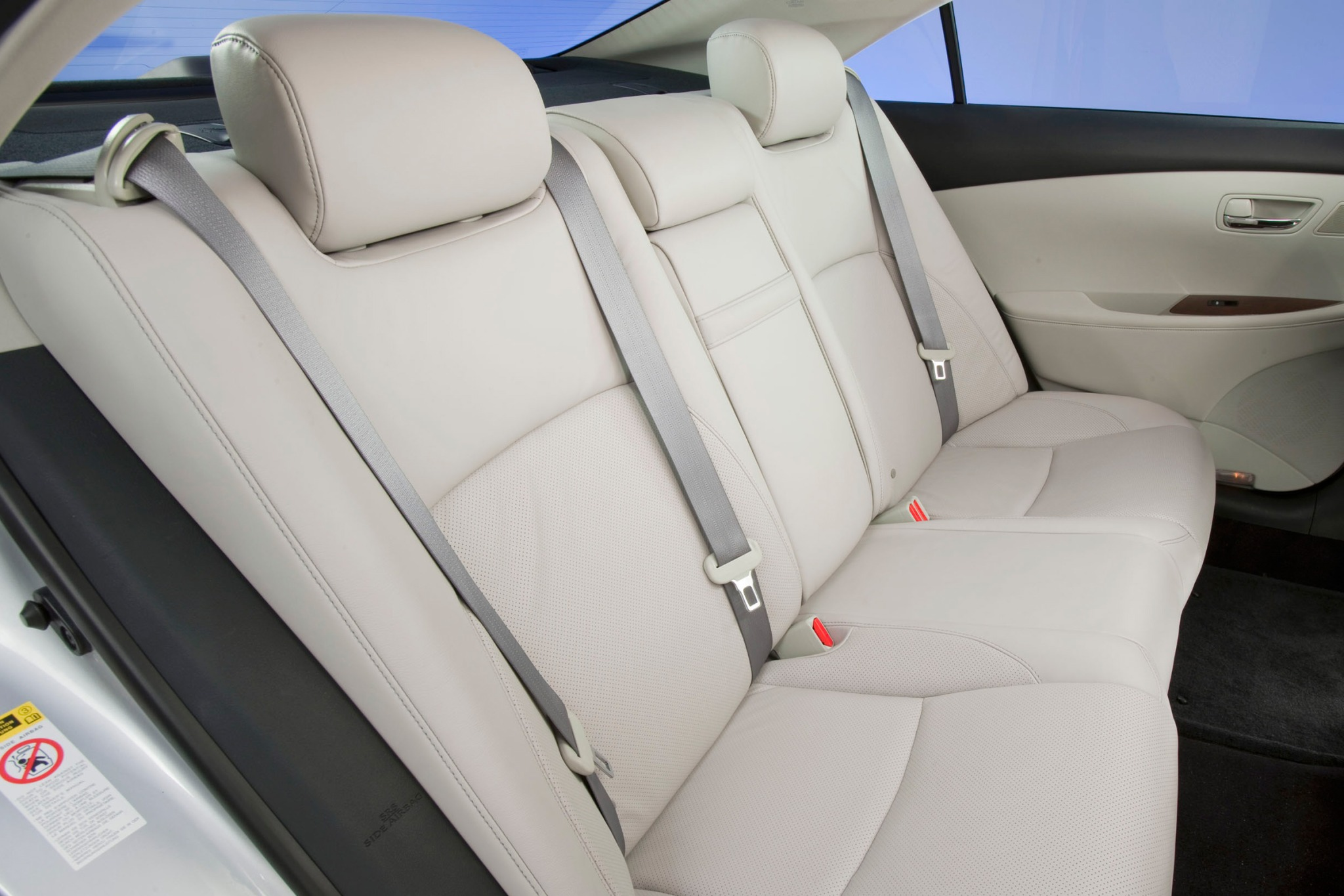 2010 Lexus ES 350 Center  interior #8
