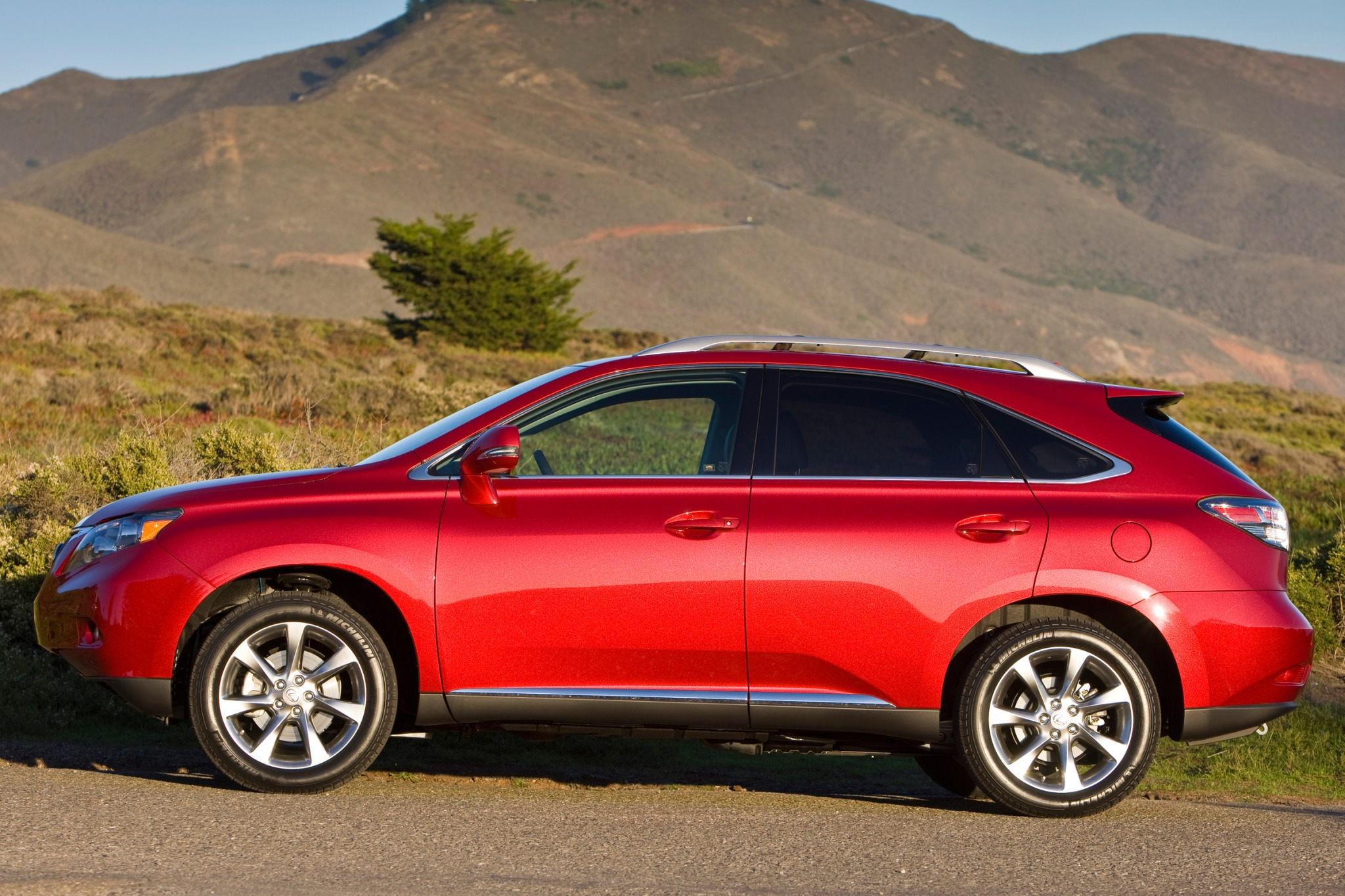 top speed review lexus cars suv