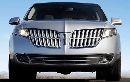 2010 Lincoln MKT Wagon Ex exterior #9