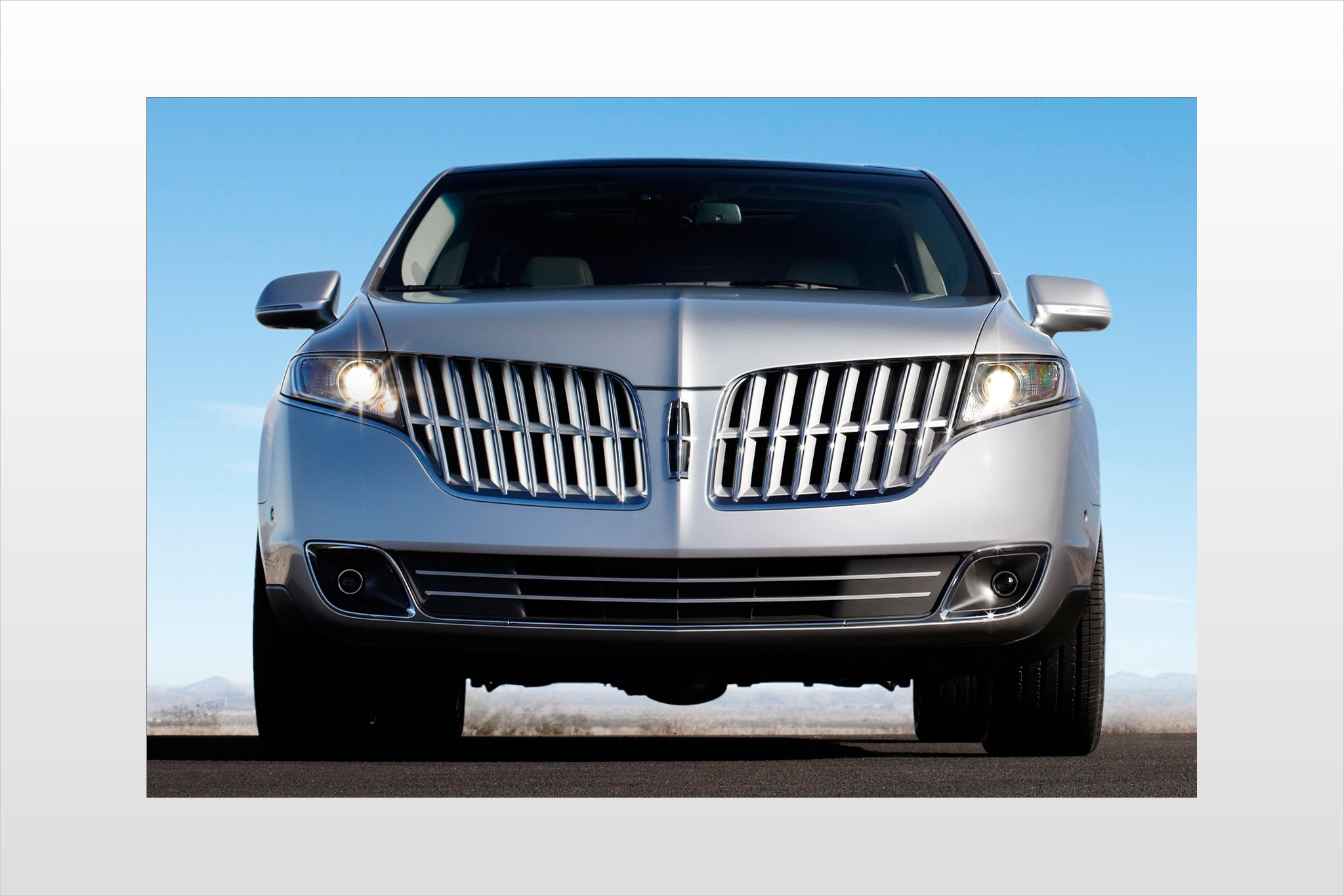 2010 Lincoln MKT Wagon Ex exterior #8