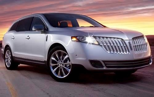2010 Lincoln MKT Wagon Ex exterior #2